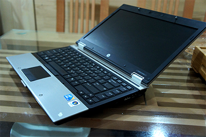 Laptop HP Elitebook 8440P Core i5 M520,4GB RAM, 320GB HDD,Intel HD Graphic core  i5  up to 1.7g