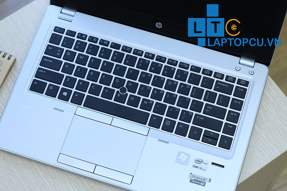 Laptop HP Elitebook Folio 9470M | Core i5-3437U | RAM: 4GB | ổ cứng: 128GB SSD | Card: Intel HD Graphics 4000.