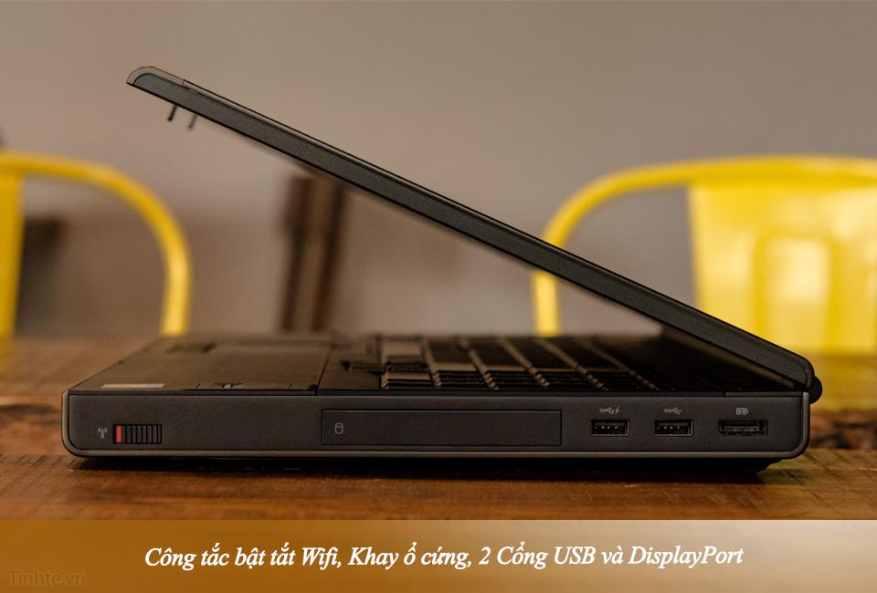 Dell Precision M4800 | Core-i7 4700MQ | Ram 8GB | Ổ cứng