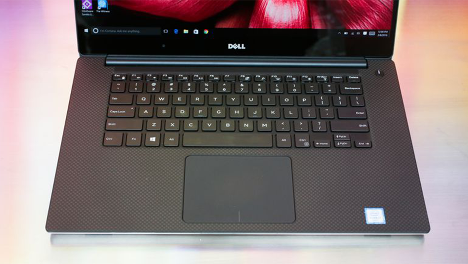 DELL XPS 15  9550 | Core i7 6700HQ | Ram 8gb | SSD 256GB | 2TB
