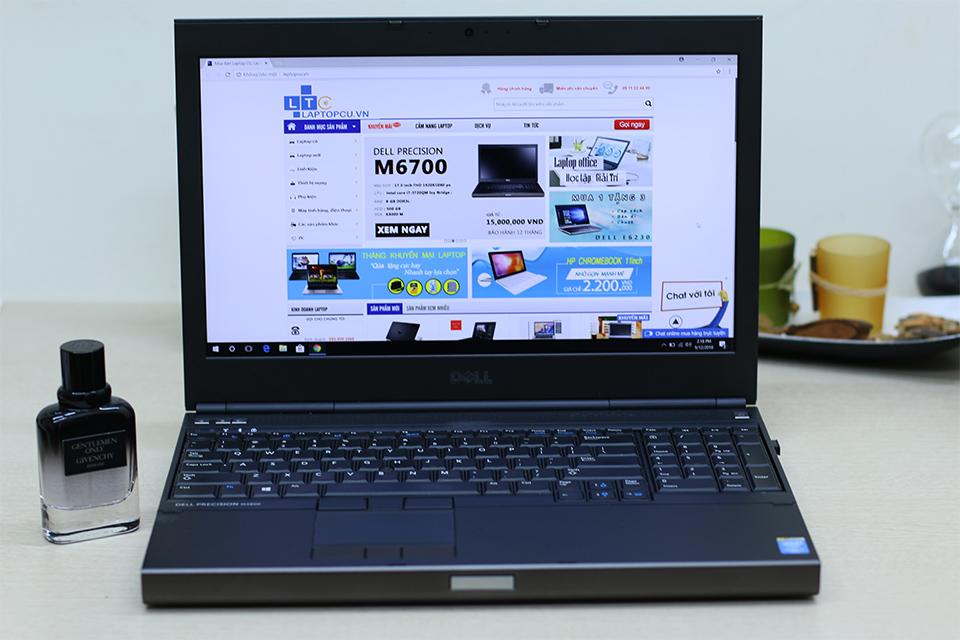 Dell Precision M4800 Core-i7 4900MQ Ram 8GB \ Ổ cứng SSHD