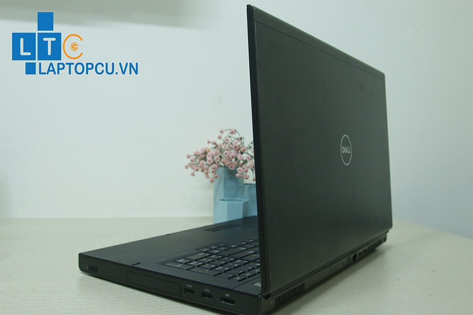 Dell M6800 Core i7-4800 MQ  /Ram 8GB/ HDD 500GB/ VGA K3100 M