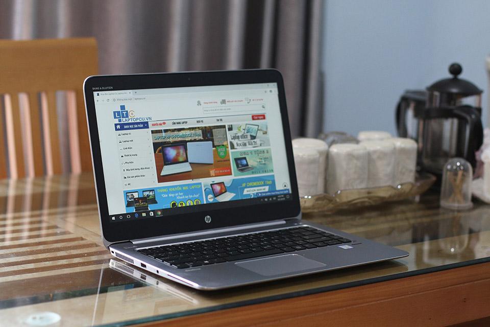 HP Elittebook 1040 G3 | Core i5-6300U | RAM: 8GB | Ổ cứng: 256GB SSD