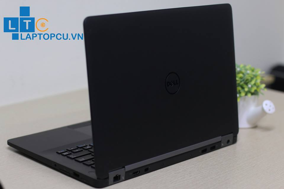 Dell Latitude E7270 |  Core i7-6600U | Ram 8GB | Ổ cứng SSD 256GB | Card: intel HD graphics 520