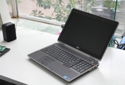 Laptop Dell Latitude E6530 | Core i5-3210M | RAM:4GB | Ổ cứng: 320GB HDD | Card: Intel HD Graphics 4000