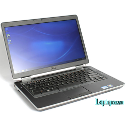 Laptop Dell Latitude E6430s | Core i5-3320M | RAM 4GB | Ổ cứng: HDD 320GB | Card: Intel HD Graphics 4000