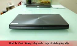 HP WorkStation 8570W | Core i7-3720QM | Ram 8Gb | Ổ cứng: HDD 320GB | Card:VGA Quardo K2000