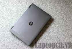 Laptop Hp Zbook15  | Core i7 4800 MQ | Ram: 8GB | Ổ Cứng: HDD 500GB | Card: K2100M