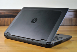 HP ZBOOK 17G1 Core i7 - 4800 Ram 8GB Ổ cứng 500GB Card K3100M