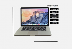 MacBook Retina 15.4 Inch 2014 – MGXA2
