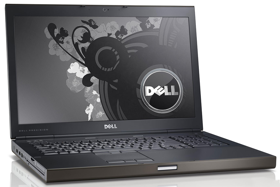 Dell Precision M4600 Intel Core  i7-2760QM,8GB RAM, SSHD 500GB HDD,AMD 6700